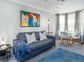 Chestnut Court Apartments in Royal Leamington Spa, apartment in Leamington Spa