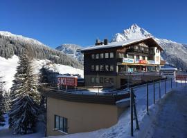 Hotel Garni, hotel in Warth am Arlberg