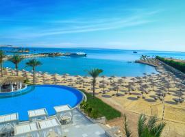 Jaz Casa Del Mar Beach, resort in Hurghada