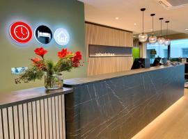 zeitwohnhaus SUITE-HOTEL & SERVICED APARTMENTS, hotel in Erlangen