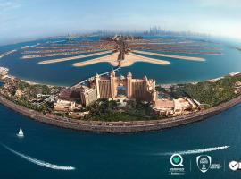 Atlantis The Palm, Dubai, beach hotel in Dubai