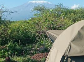 Kimana Amboseli Cultural Camping, campground in Amboseli