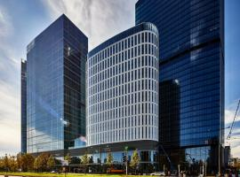 Holiday Inn Express - Warsaw - The HUB, an IHG Hotel, hotel i Warszawa