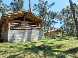 Chalés Descanso da Serra, self catering accommodation in Canela