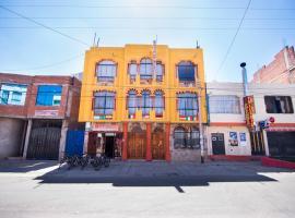 Pacha Confort, B&B in Puno