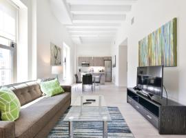 Global Luxury Suites Downtown Boston, apartment in Boston
