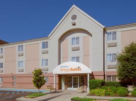 Sonesta Simply Suites Huntsville, hotel in Huntsville