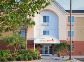 Sonesta Simply Suites Clearwater, hotel in Clearwater