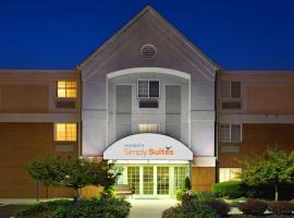 Sonesta Simply Suites Columbus Airport, hôtel à Gahanna
