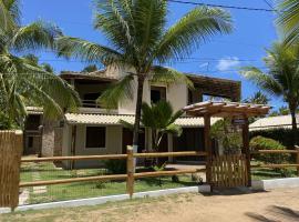 Pousada Oceano Atlântico - Taipu de Fora, family hotel in Barra Grande