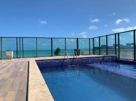 Apartamento na famosa praia de Pajuçara, self catering accommodation in Maceió