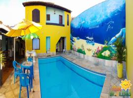 Tribos Brazileiras Pousada, pet-friendly hotel in Arraial do Cabo