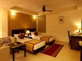 Hotel Lotus IGI Airport Delhi, hôtel  près de: Aéroport international Indira-Gandhi de Delhi - DEL
