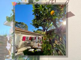 La Jabotte Boutique Hotel, hotel in Antibes