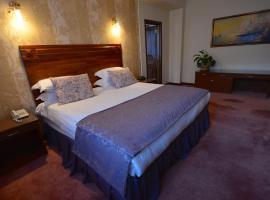 Али-Отель, отель в Хабаровске