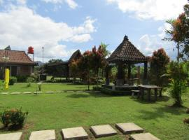 Balkondes Bumiharjo (Kampung Dolanan), hotel near Borobudur Temple, Magelang