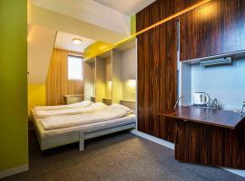 Elemels Planet – hotel w Ustroniu