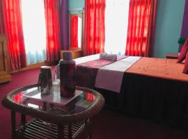 Hotel goldenfish, family hotel in Lachung