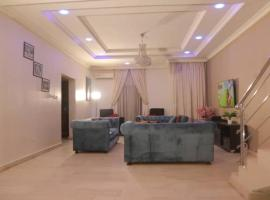 Somek Homes2, serviced apartment in Lekki