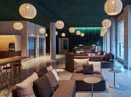 Zander K Hotel โรงแรมในแบร์เกน