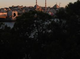 Fanus Suites Karaköy, hotel near Suleymaniye Mosque, Istanbul