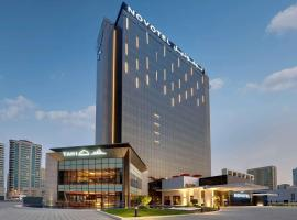 Novotel Sharjah Expo Centre, hotel near Sharjah Golf and Shooting Club, Sharjah