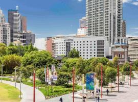 Novotel Sydney Darling Square, отель в Сиднее, рядом находится International Convention Centre Sydney