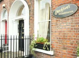 Latchfords Townhouse, B&B in Dublin