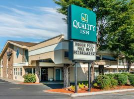 Quality Inn, hotel in Klamath Falls