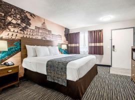 Clarion Pointe East Lansing University Area, hotel in East Lansing