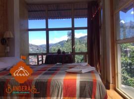 Eco Hotel Banderas, B&B in Huaraz