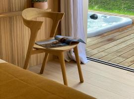 Chambres avec spa privatif - Kassiopée - Bed  et  Spa