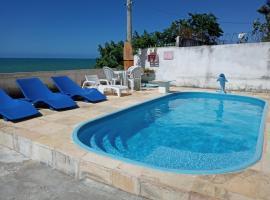 CHALÉ Capim Limão, hotel in Caucaia