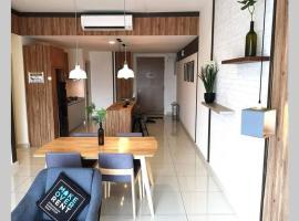 Mosaic Southkey/Walk2MidValley Southkey/Designer, apartment in Johor Bahru