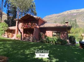 Karina Wasi, guest house in Pisac