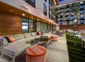 Hampton Inn & Suites Las Vegas Convention Center, hotel Las Vegasban
