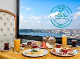 Hotel Villa Zurich, hotel in Istanbul