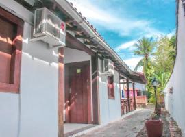 Pousada Aroeira, family hotel in Paraty