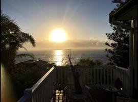 Coogee Retreat, best ocean views!!!!, villa í Sydney