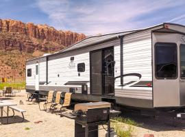 FunStays Glamping Destination RV Site 4, resort village in Moab