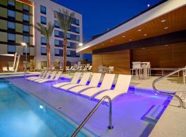 Home2 Las Vegas Convention Center, hotel in Las Vegas