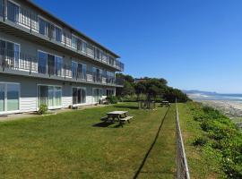 Ocean Terrace Condominiums, hotel in Lincoln City