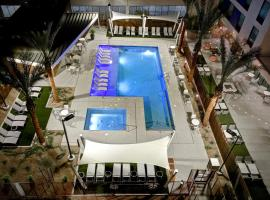 Home2 Las Vegas Convention Center, готель біля визначного місця Вежа Stratosphere, у Лас-Вегасі