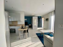 FLAMANTS ROSES 4 Accesible PMR, serviced apartment in Frontignan