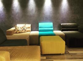 Three-bedroom Luxury Apartment Marina, apartament din Mangalia
