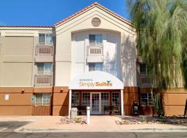 Sonesta Simply Suites Phoenix Tempe, hotel in Tempe