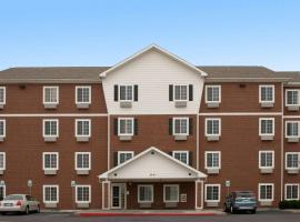 WoodSpring Suites Oklahoma City Norman, hotel in Norman