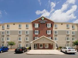 WoodSpring Suites Charlotte Gastonia, hotel in Gastonia