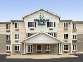 WoodSpring Suites Spartanburg Duncan, hotel near Greenville-Spartanburg International Airport - GSP, Duncan