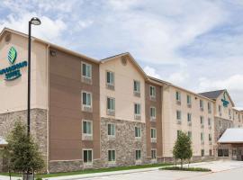 WoodSpring Suites Houston 288 South Medical Center, hotel near NRG Stadium, Houston